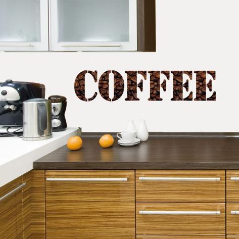 Coffee I Wall Decal