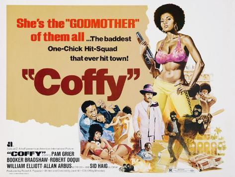 Coffy, 1973 Giclee Print