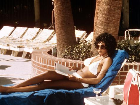 Coffy, Pam Grier, 1973 Photo