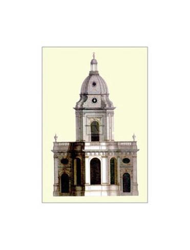 The Eastern Prospect of St. Philip's Art Print