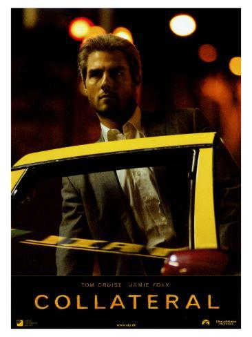 collateral german movie poster 2004 premium giclee print