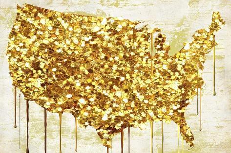 American Dream IV Giclee Print