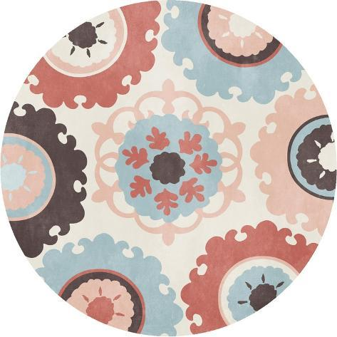 Umbrella Skies I Giclee Print