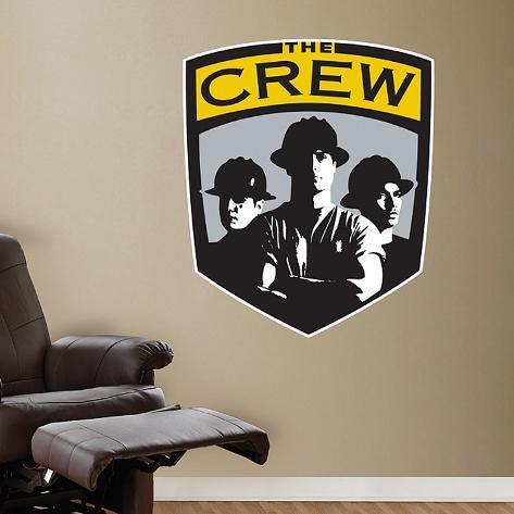 Columbus Crew Logo Wall Decal