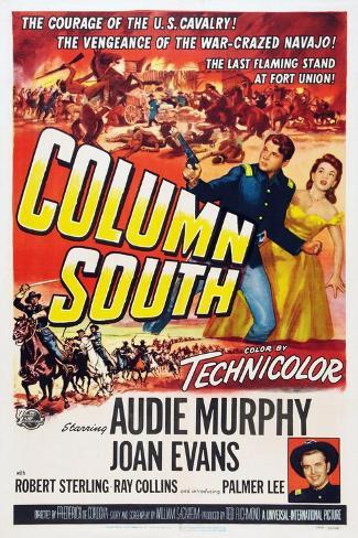 Column South Art Print