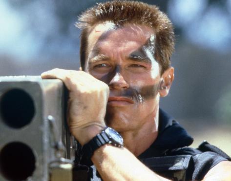 Comando (Commando) Fotografía