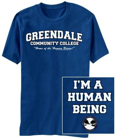 Community - Human Beings T-Shirt