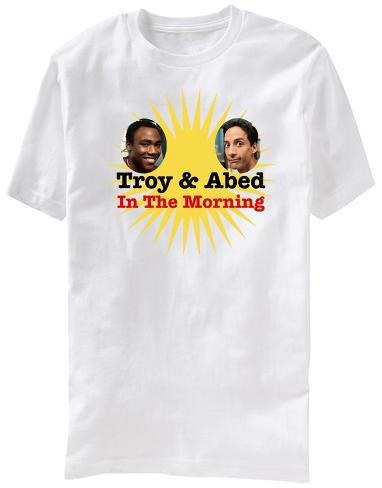 Community - Troy & Abed T-Shirt