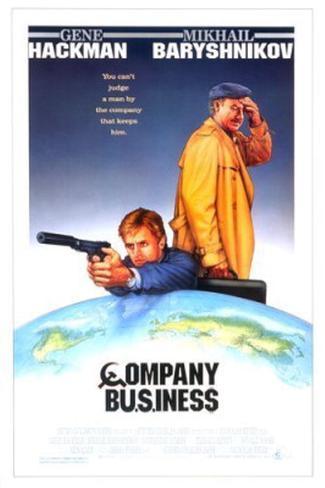 Company Business Original Poster