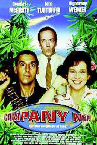 Company Man Original Poster