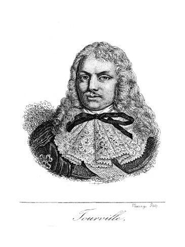 Comte de Tourville Giclee Print