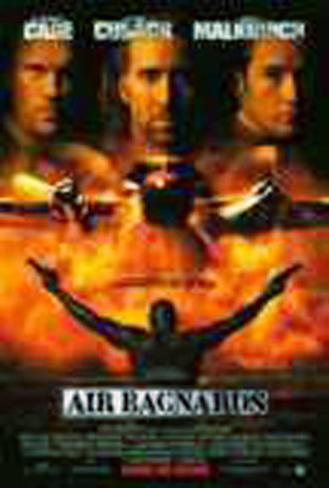 Con-Air Original Poster