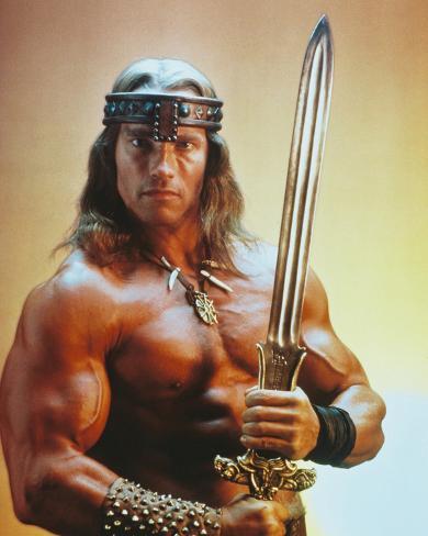 Conan the Barbarian Foto