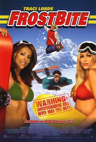 Congelamento Poster
