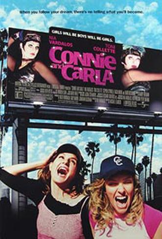 Connie e Carla: As Rainhas da Noite Pôster original