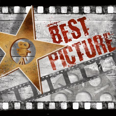 Best Picture Art Print