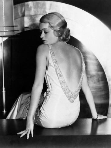 Constance Bennett, c.1932 Photo