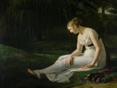 Melancholy Lámina giclée