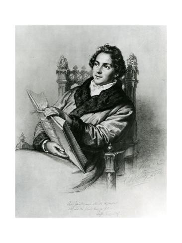 Constantin Von Tischendorf, 19th Century Lámina giclée