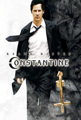 Constantine Pôster
