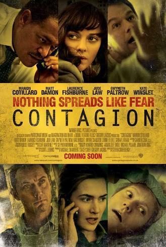Contagion - UK Style Masterprint