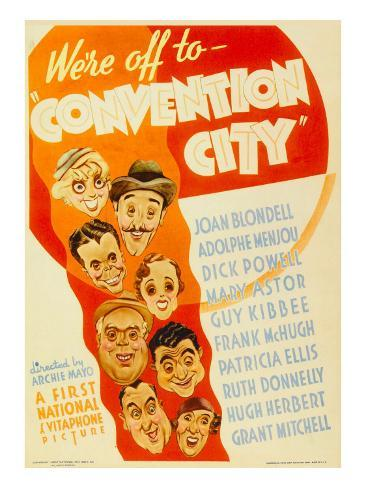 Convention City, 1933 Photo
