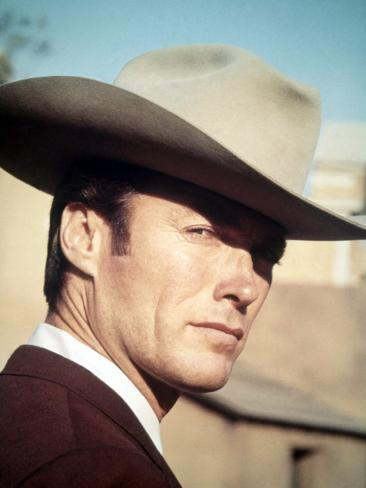 Coogan's Bluff, Clint Eastwood, 1968 Photo