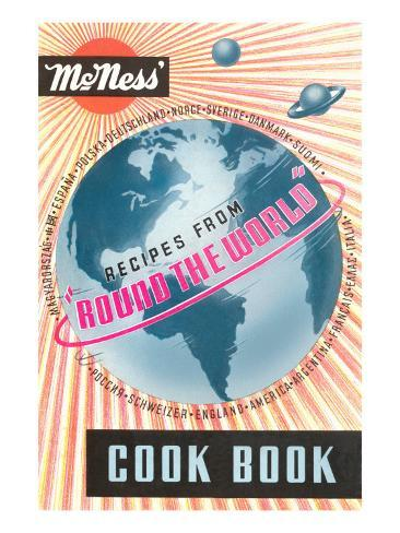 Cookbook Cover Taidevedos