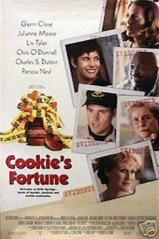 Cookies Fortune (Glen Close, Julianne Moore) Movie Poster Original Poster