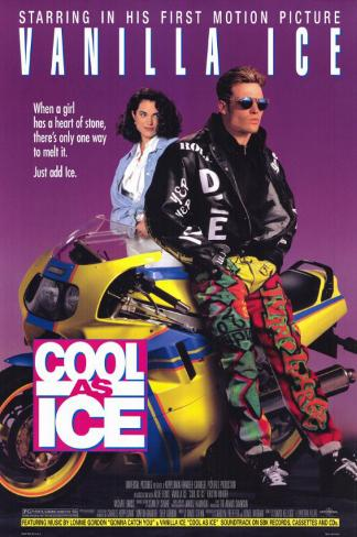 Cool as Ice Masterprint