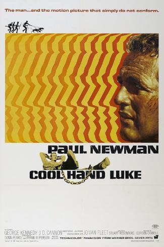 Cool Hand Luke, 1967 Giclee Print
