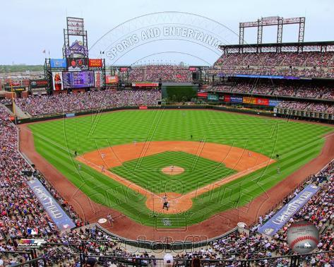 Coors Field 2011 Photo