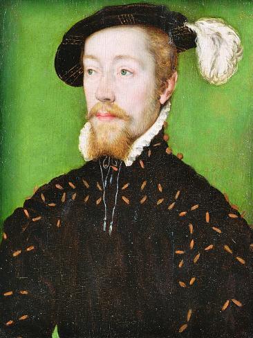 James V of Scotland (1512-42), C.1536-37 Giclee Print