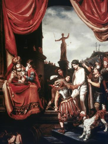Christ Before Pilate Giclee Print