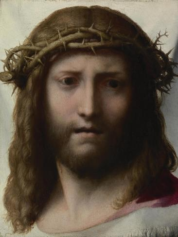 Head of Christ, C.1530 Lámina giclée