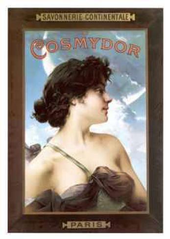 Cosmydor Soap Art Print