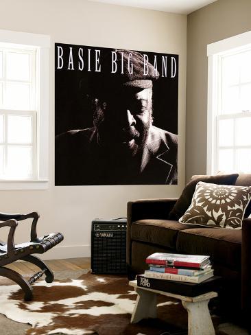 Count Basie - Basie Big Band Wall Mural