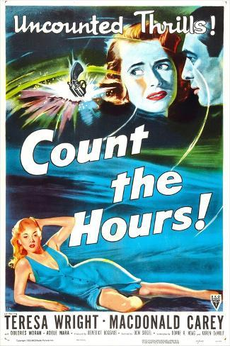 Count the Hours Art Print