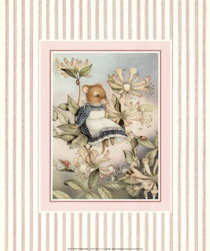 Country Mouse II Art Print