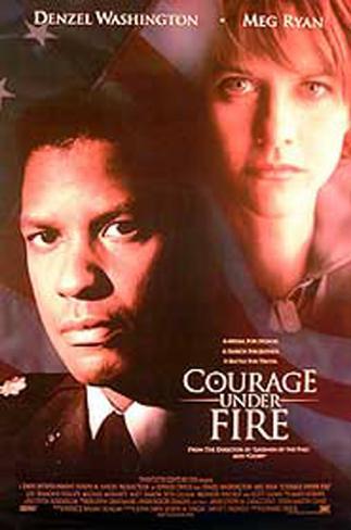 Courage Under Fire Original Poster
