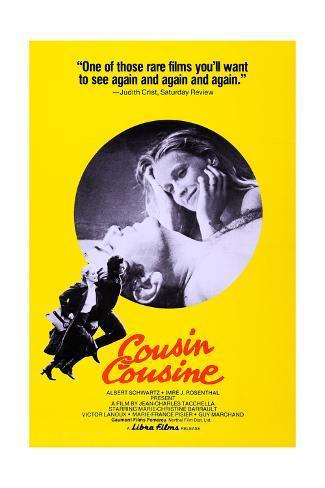 Cousin Cousine Impressão giclée
