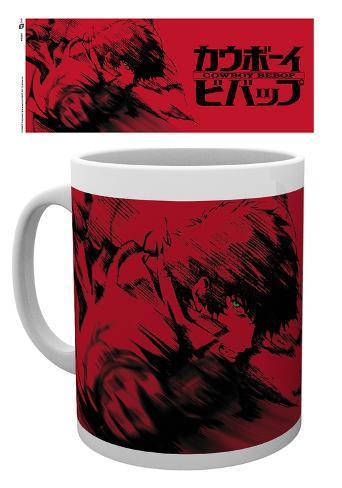 Cowboy Bebop - Spike Red Mug