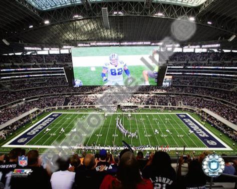 Cowboys stadium 2009 framed photographic print for Dallas cowboys stadium wall mural