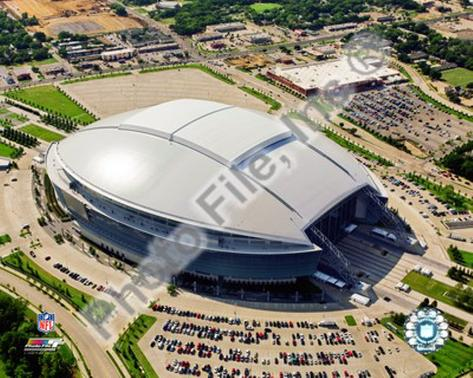 Cowboys Stadium Aerial View Photo