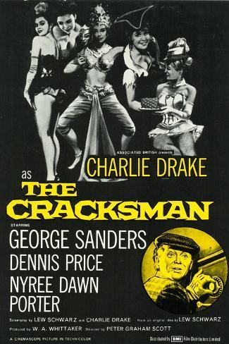 Cracksman (The) Art Print