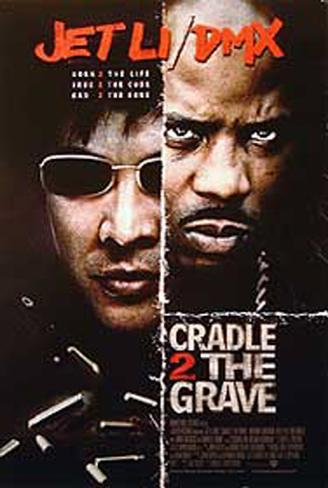 Cradle 2 The Grave Double-sided poster