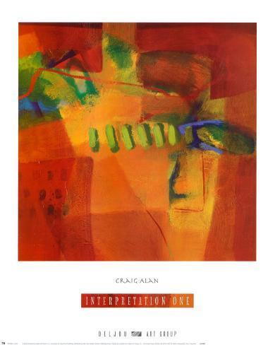 Interpretation I Art Print