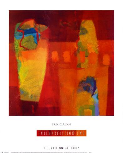 Interpretation II Art Print