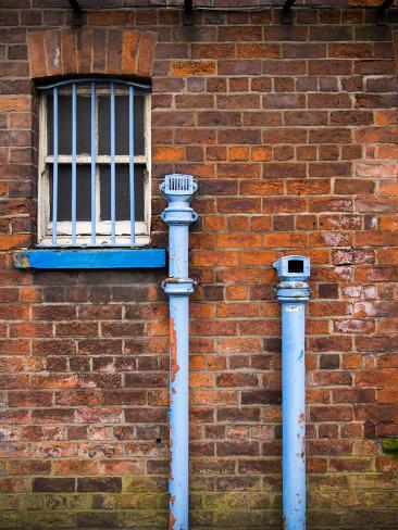 Urban Street View in England Valokuvavedos