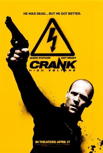 Crank- High Voltage Original Poster